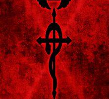 Fullmetal Alchemist by xbritt1001x