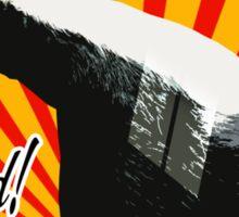 JDM - Honey Badger Approved Sticker