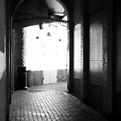 Town Hall Passage, Loughborough by SquarePeg