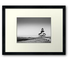 Point Cabrillo Lighthouse No. 03 Framed Print