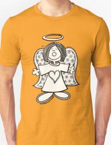 Hey Angel Baby! (t-shirt / sticker) Unisex T-Shirt