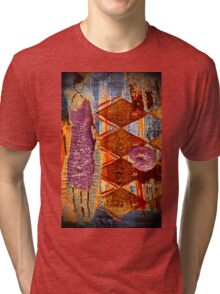 All Dressed Up & Nowhere To Go! T-Shirt Tri-blend T-Shirt