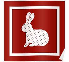 Eater rabbit Poster