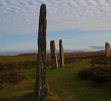 Ring of Brodgar (1) by kalaryder