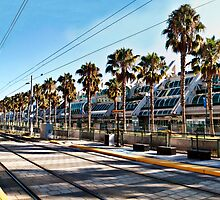 San Diego Convention Pano by Donovan Olson