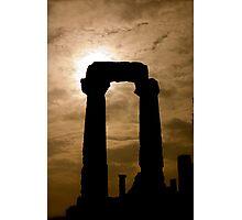 Agrigento Photographic Print