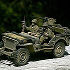 JEEP  -  1942 WILLY&#x27;S MB. by Roy  Massicks