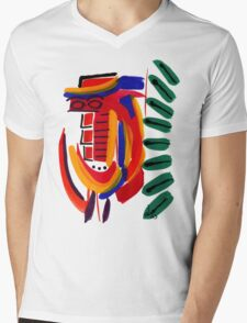 Cool Dude T-Shirt Mens V-Neck T-Shirt
