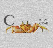 C is for CRAB by Shevaun  Shh!