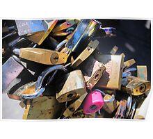 Loads of locks Poster