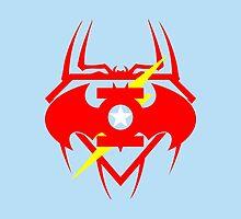 Captain Green Bat Flash Super Spiderman by PMundy