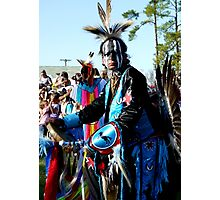 Poarch Creek Indian Photographic Print