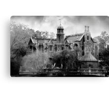 Haunted Mansion Part 2 Canvas Print
