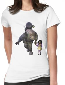 Companions Womens Fitted T-Shirt