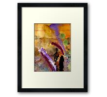 Follow ME... I know the WAY Framed Print