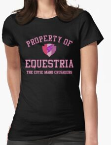 Property of Equestria: Scootaloo T-Shirt
