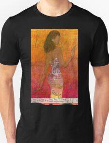 Dancing Lady T-Shirt Unisex T-Shirt