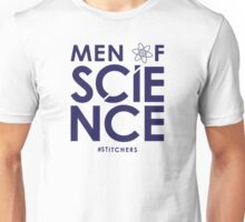 Stitchers Men of Science Unisex T-Shirt