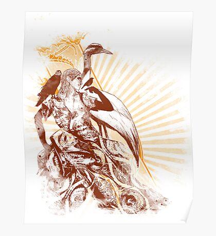 lady bird 2 Poster