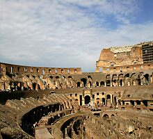 Home of Gladiators by Becqi Sherman