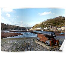 Fishguard Harbour Poster