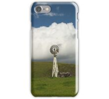 Sarloos Windmill iPhone Case/Skin