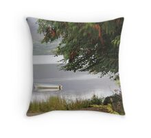 Donegal Peace  Lough Eske- Donegal Ireland Throw Pillow