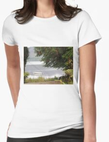 Donegal Peace  Lough Eske- Donegal Ireland Womens Fitted T-Shirt