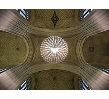 Bath Abbey Photographic Print