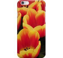 Firey Tulips iPhone Case/Skin