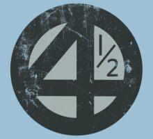 Fantastic 4 1/2! by Itsharrisonbtw