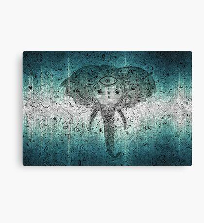The Third Eye - H2O Canvas Print