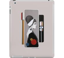 Civic Plaza Pop (Here I Give Thanks to M) iPad Case/Skin