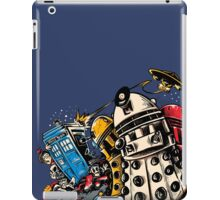 No Time to Wait, Let's Exterminate! iPad Case/Skin