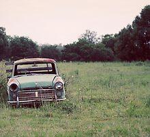 Journey's End... by Carol Knudsen