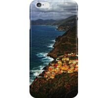 iphone cinque terre iPhone Case/Skin