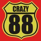 Crazy 88 by Sacana
