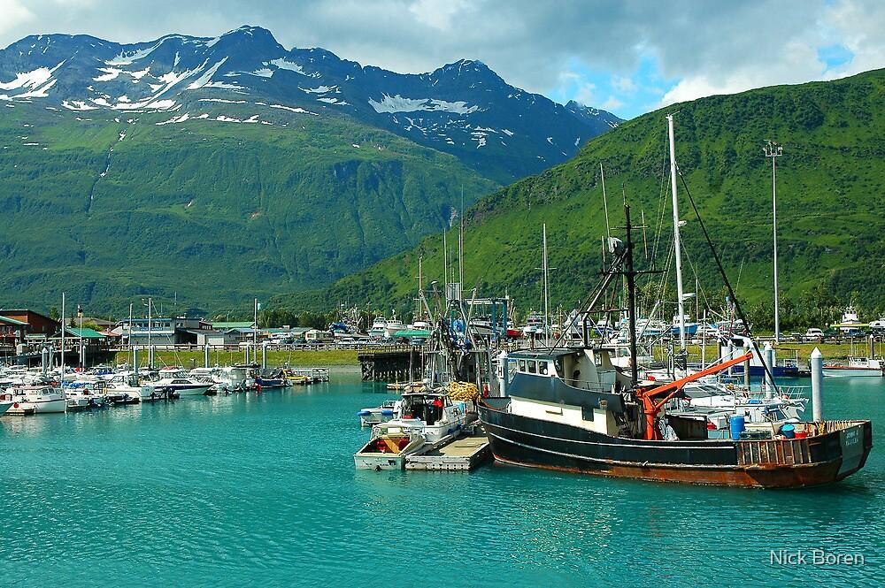 Valdez Alaska by Nick Boren