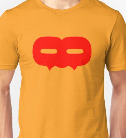 Crazy 88 Large Mask (red) Unisex T-Shirt