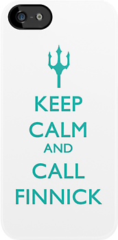 Keep Calm and Call Finnick by Penelope Lolohea