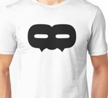 Crazy 88 Large Mask (black) Unisex T-Shirt