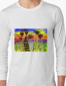 Rainbow Sisters T-Shirt Long Sleeve T-Shirt