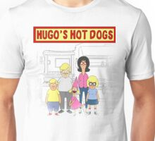 Hugo's Hot Dogs Unisex T-Shirt
