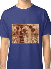 Sepia Sisters T-Shirt Classic T-Shirt
