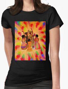 Sisterhood T-Shirt Womens Fitted T-Shirt