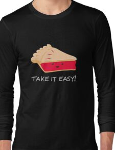 A slice of advice! Long Sleeve T-Shirt