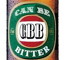 Can be bitter Beer by clareville
