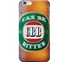 Can be bitter Beer iPhone Case/Skin