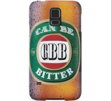Can be bitter Beer Samsung Galaxy Case/Skin