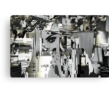 industrial sex addiction Canvas Print